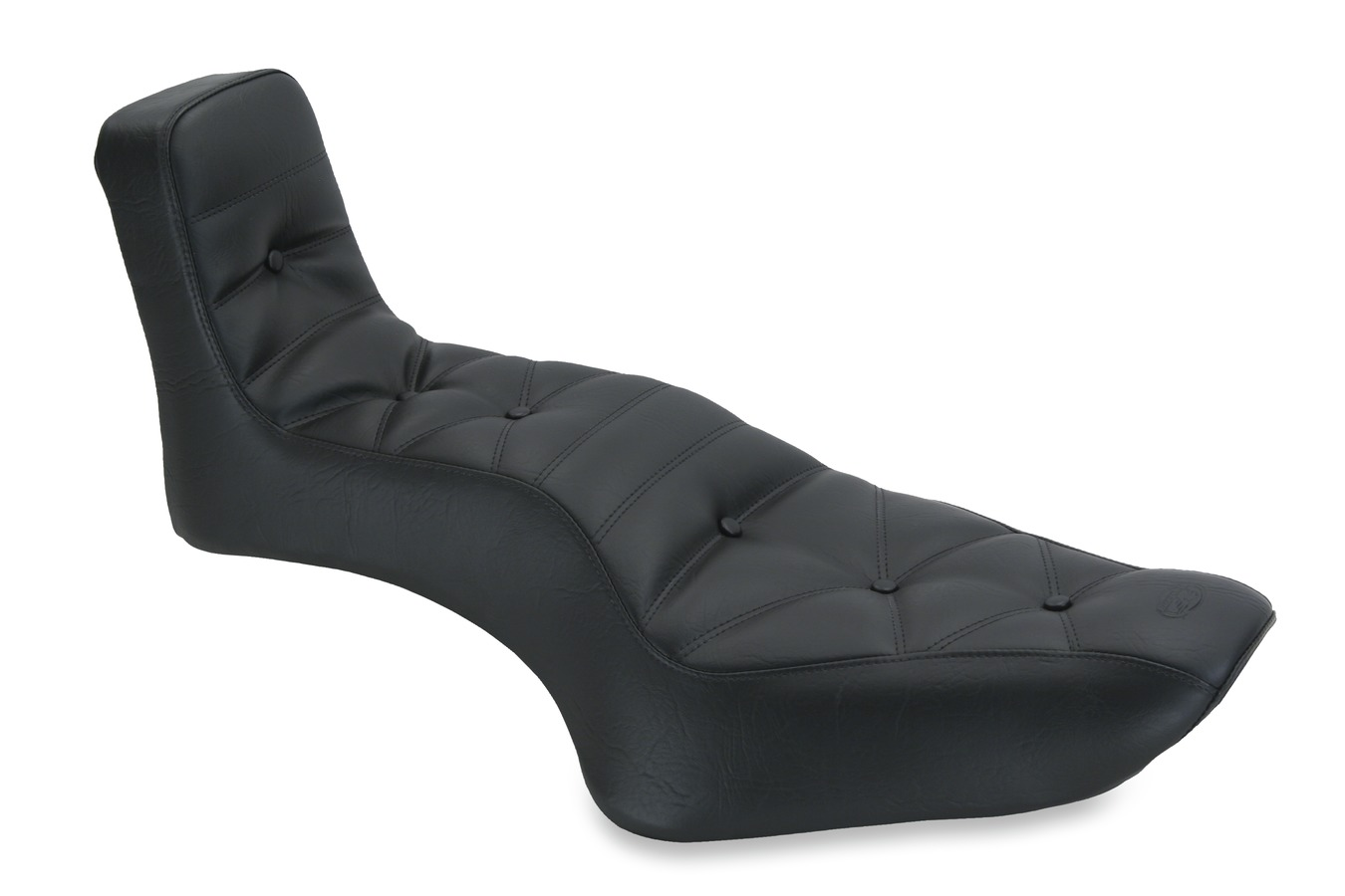 Throwback™ One-Piece Seat, Original Regal, Black