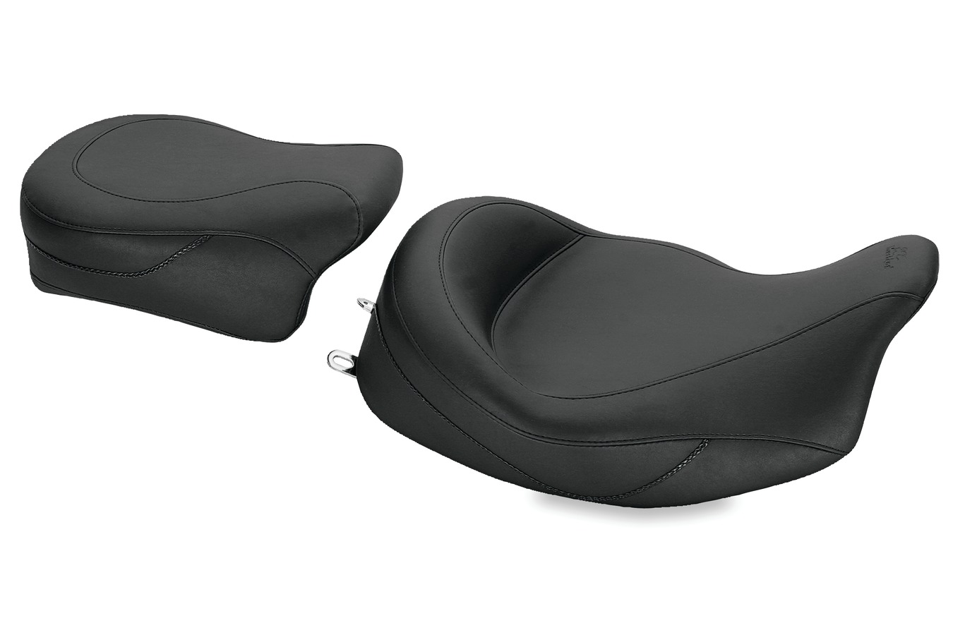 Super Touring Solo Seat, Original, Black