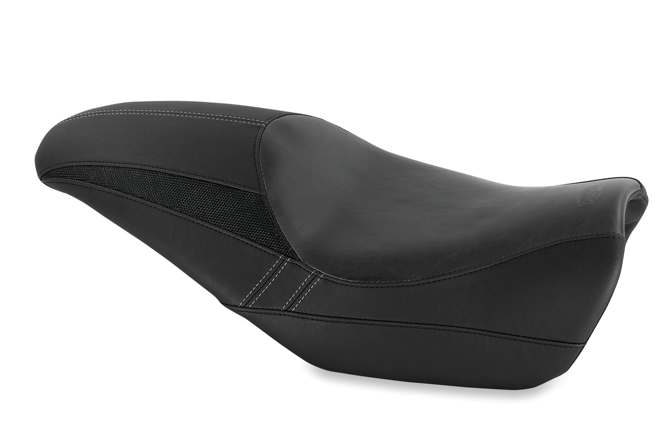 Fastback™ One-Piece Seat, Original, Black