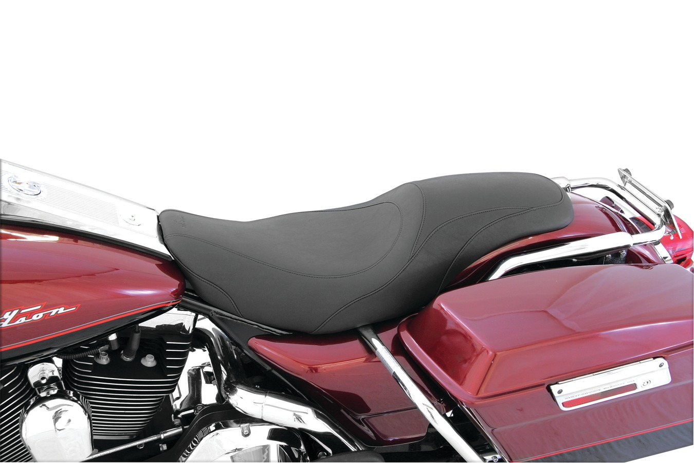 Tripper Fastback™ One-Piece Seat for Harley-Davidson Road King 1997-