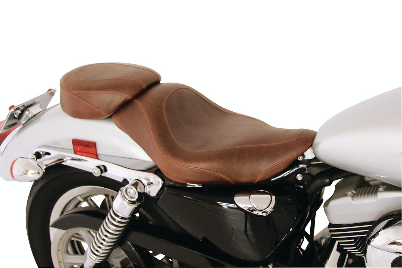 Wide Tripper™ Solo Seat, Original, Distressed Brown