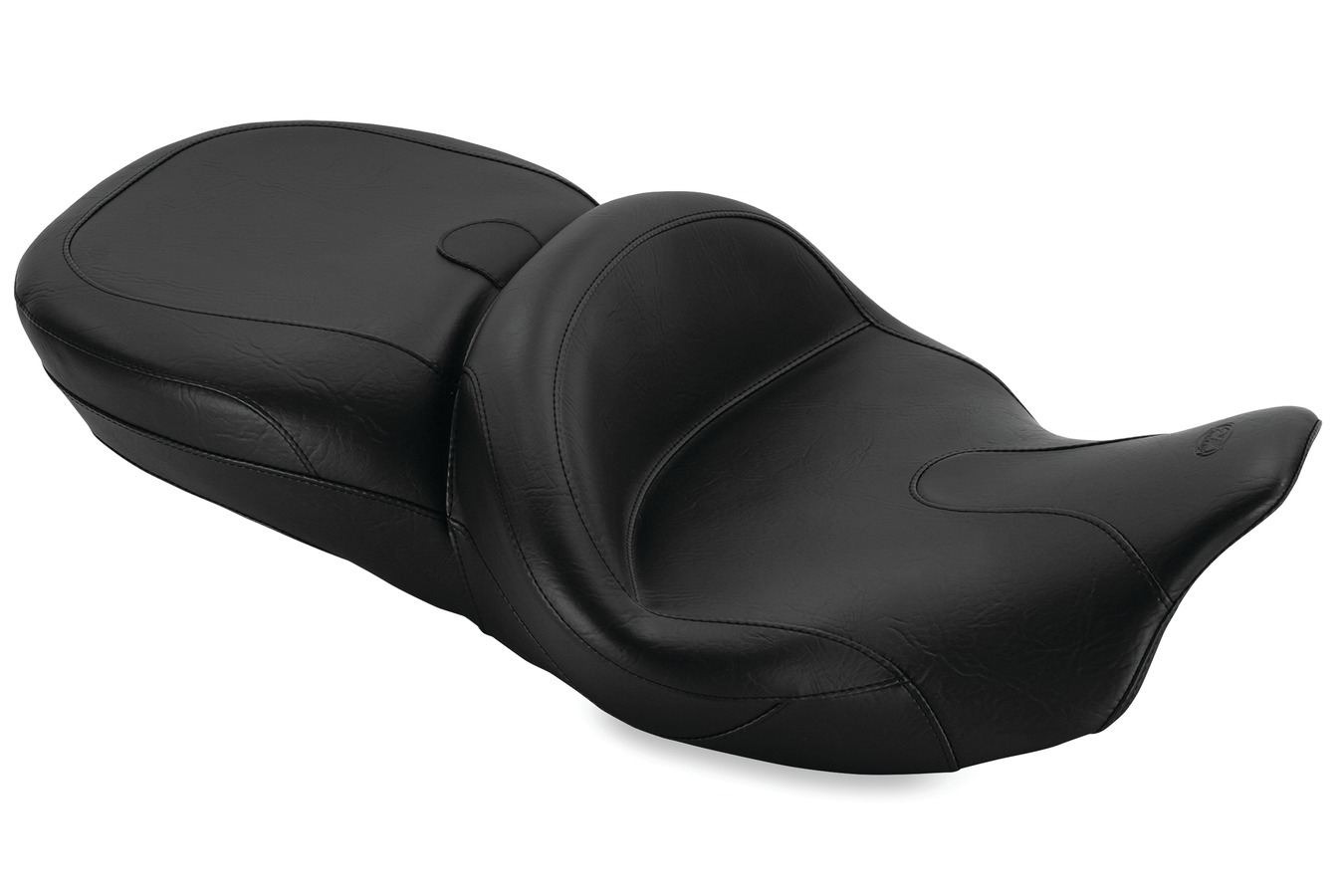 Super Touring Summit One-Piece Seat for Harley-Davidson Electra Glide Standard, Road Glide, Road King & Street Glide 2008-