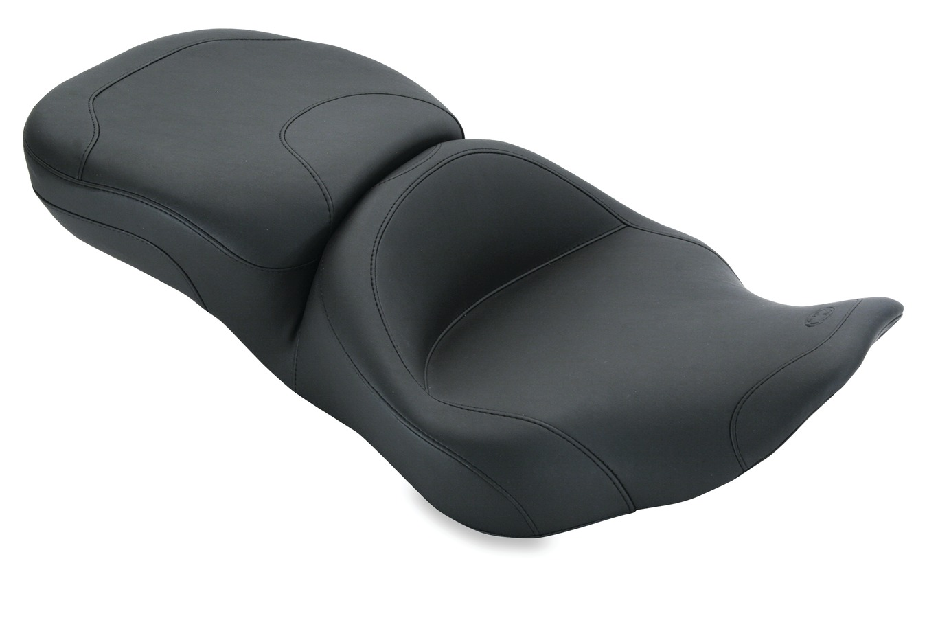Super Touring One-Piece Seat for Harley-Davidson Road King 1997-