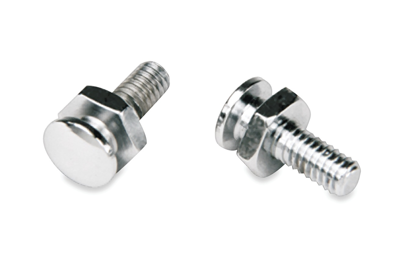 Solo Mounting Bolts, 5/16-18 Thread (pair)