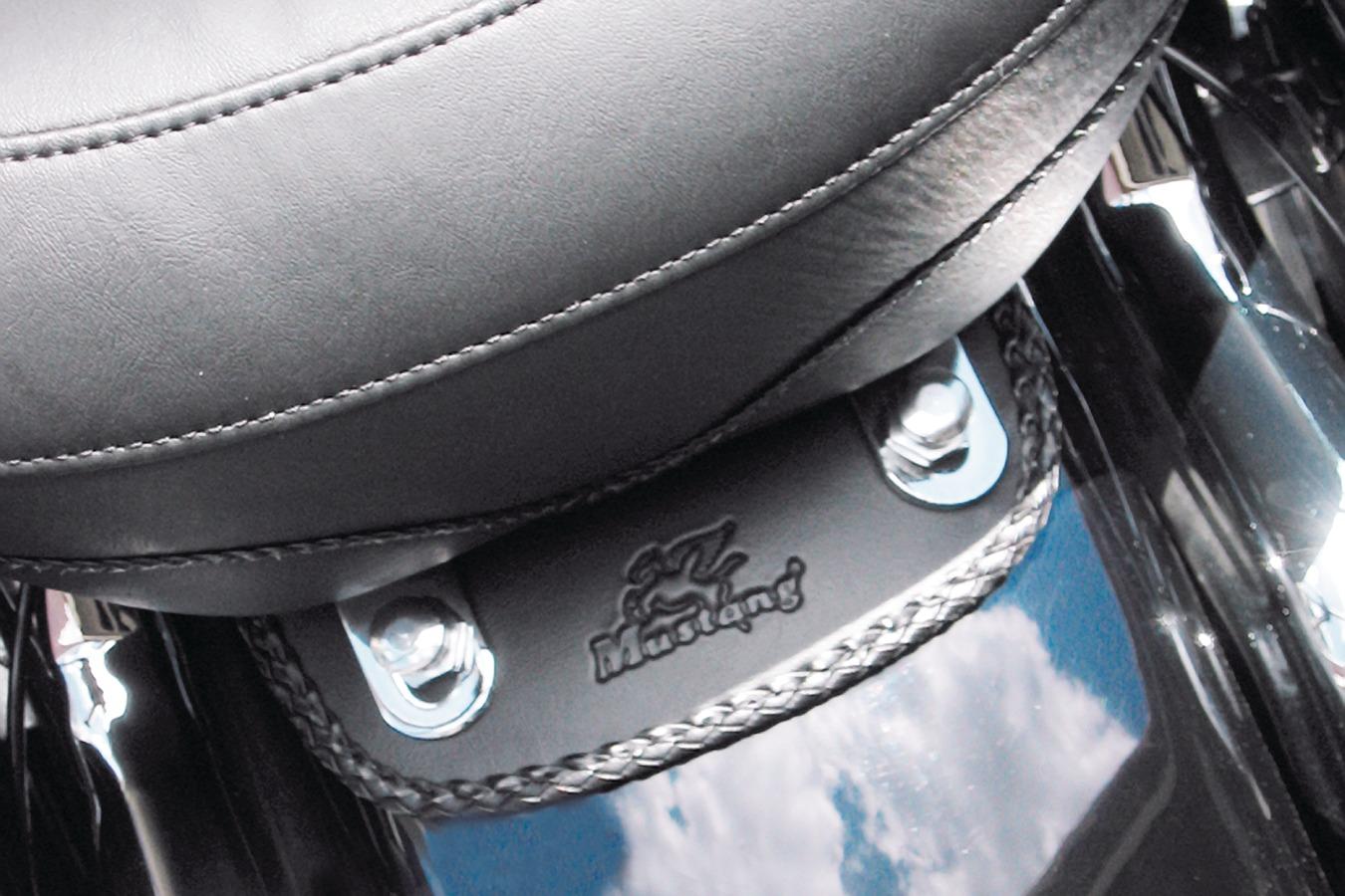 Mustang Motorcycle Products Mini Fender Bib 78064
