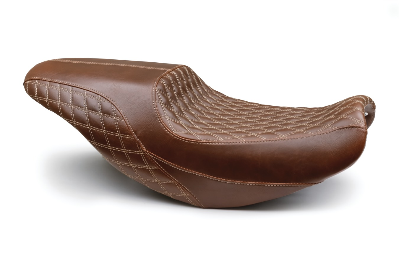 Revere Journey Diamond One-Piece Seat, Original, Brown