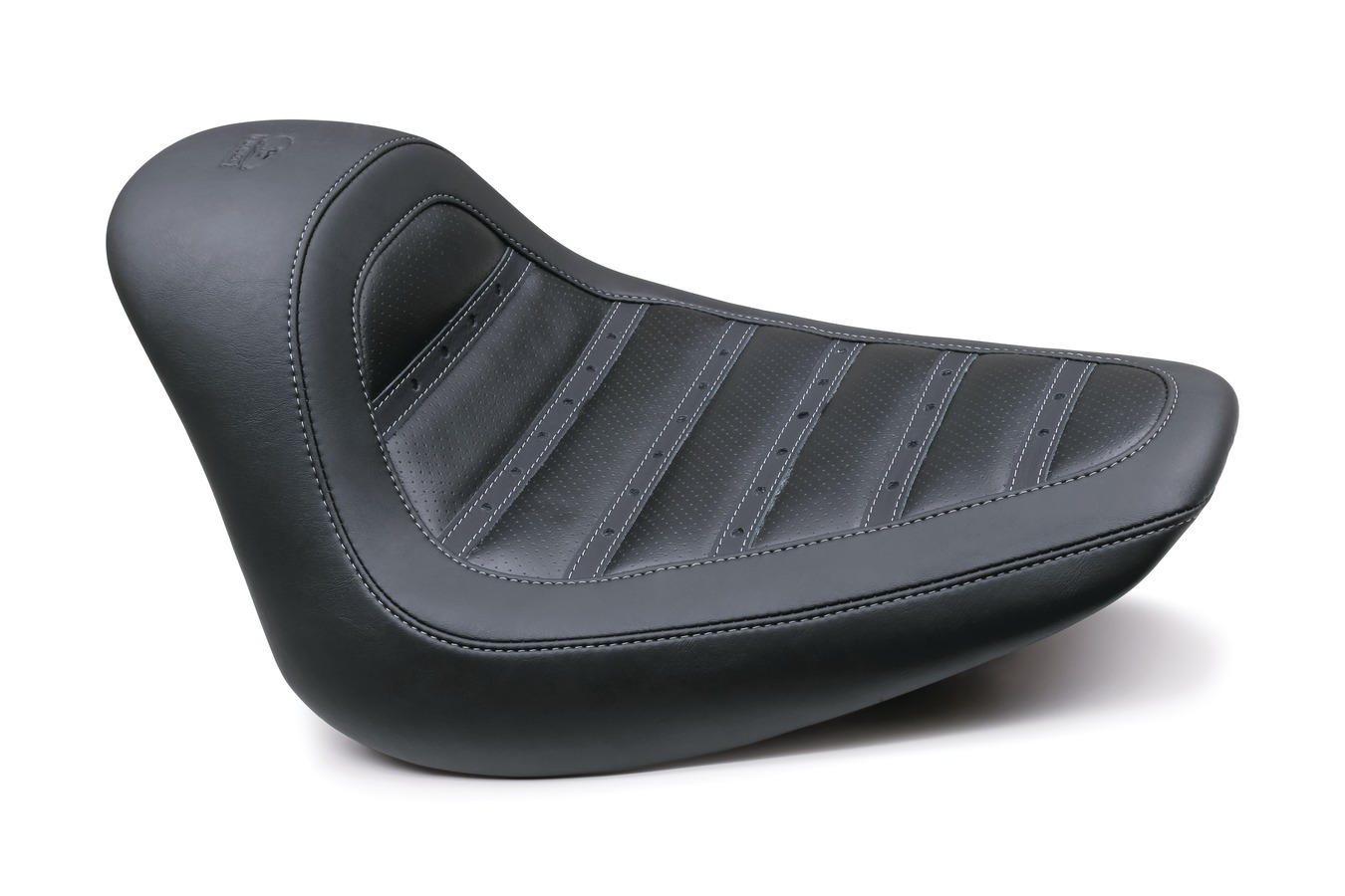 Skyline Signature Series by Fred Kodlin Solo Seat, Stripe, Black