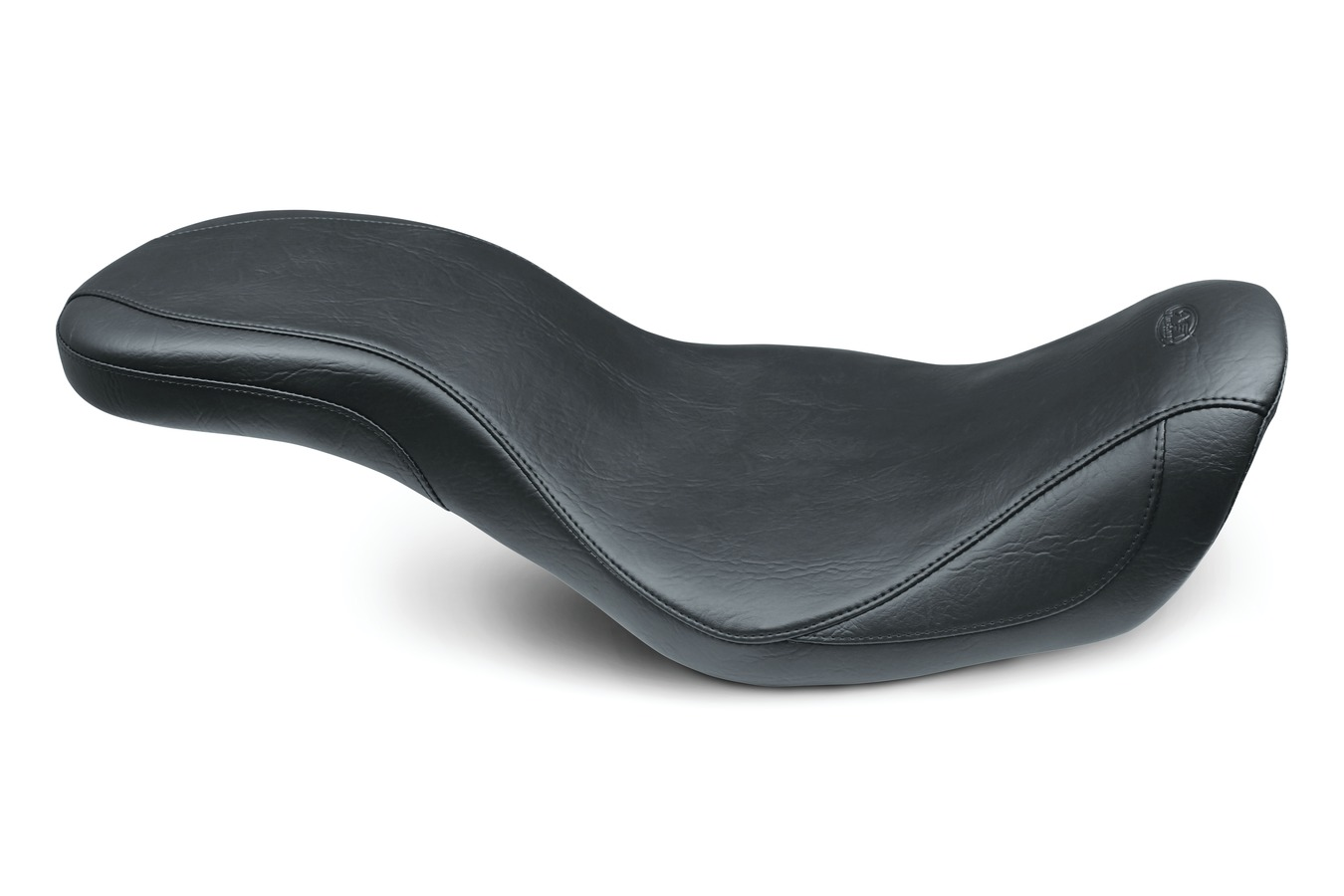Super Tripper™ One-Piece Seat, Original, Black