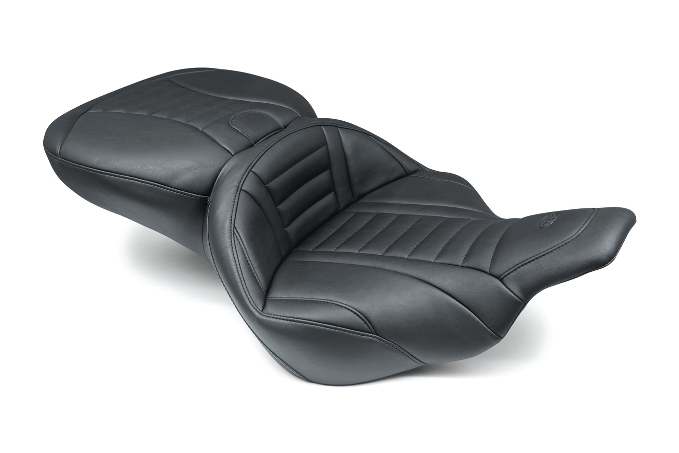 Super Touring Deluxe One-Piece Seat for Harley-Davidson Electra Glide & Road Glide 1997-