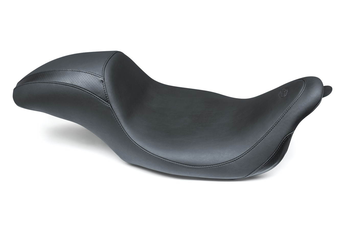 Hightail Fastback™ One-Piece Seat, Original, Black