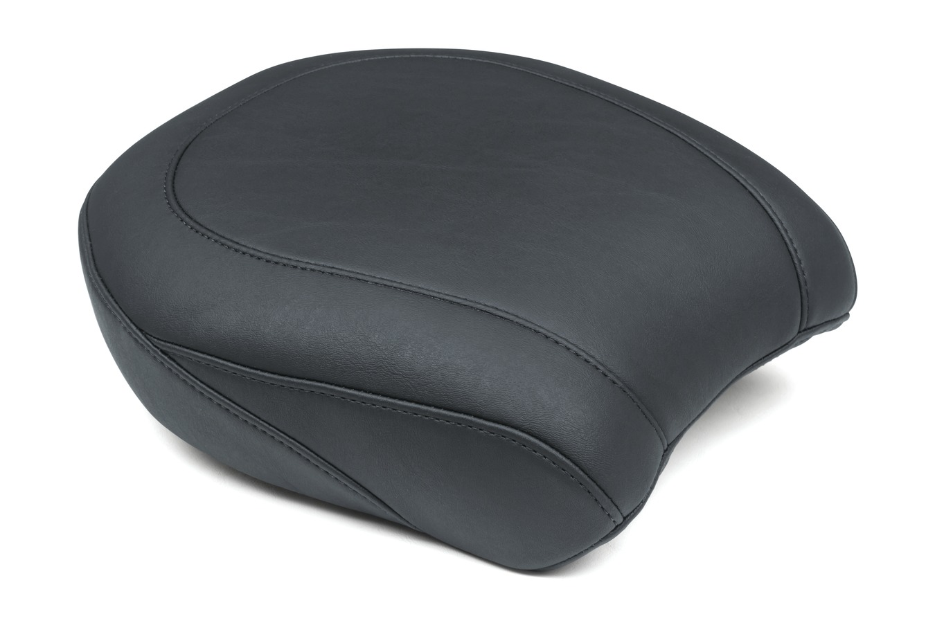 Passenger Seat for H-D Wide Tripper™, Original, Black, Width: 10.5""