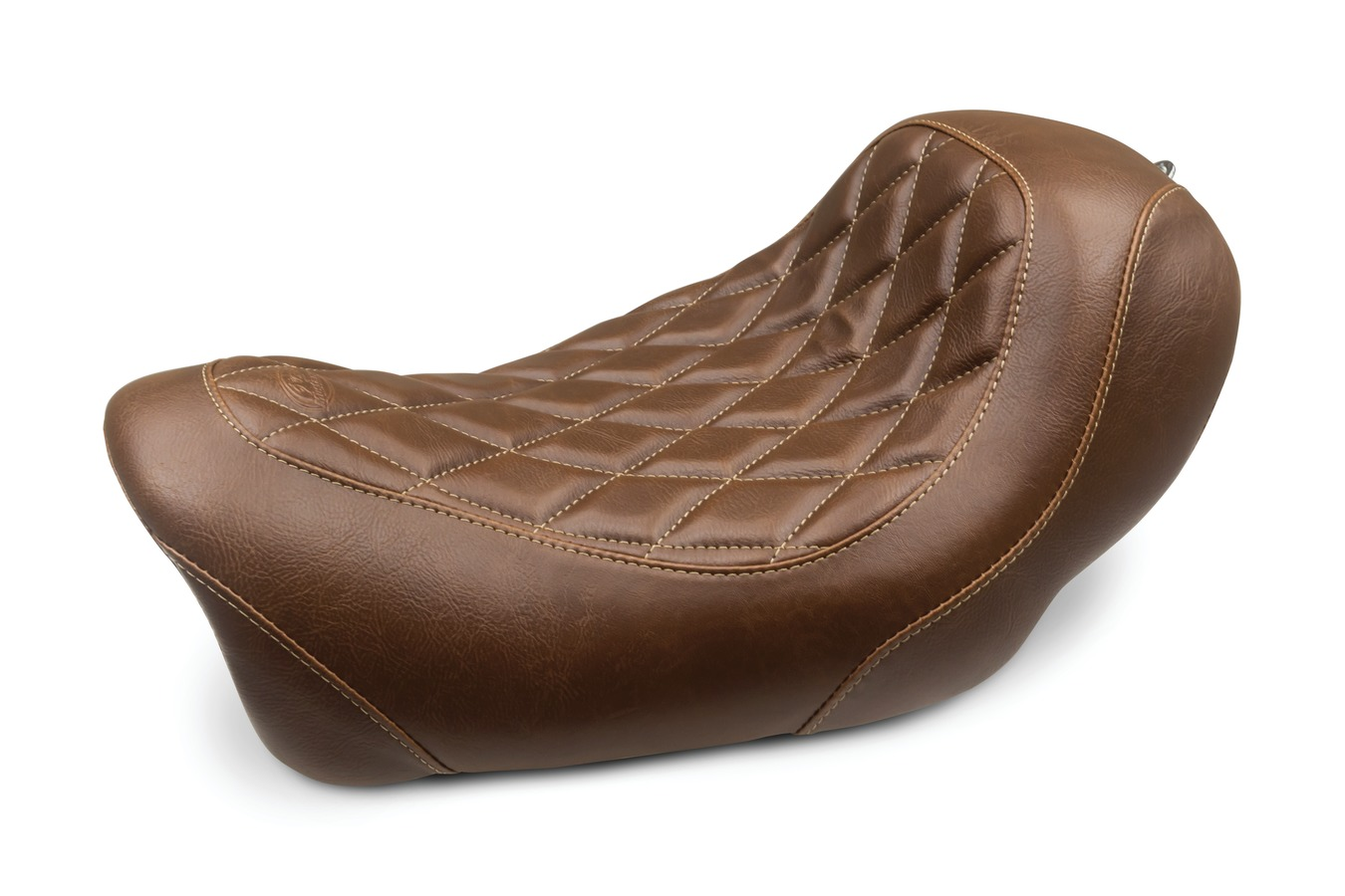 Wide Tripper™ Solo Seat, Diamond, Brown