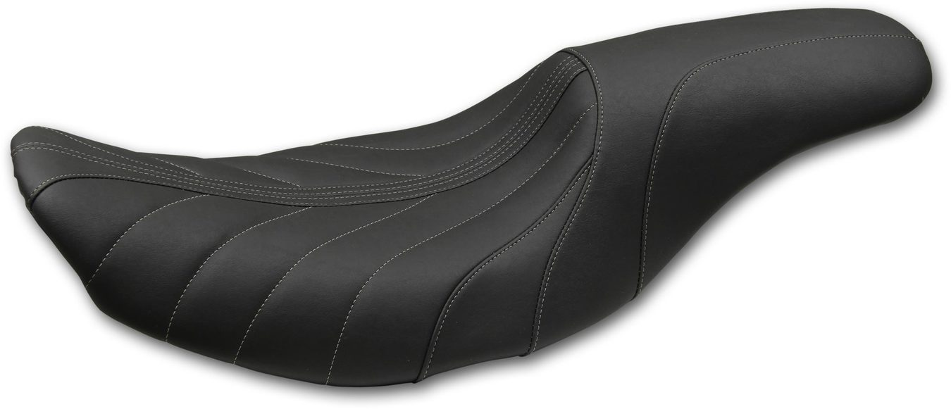 Revere Journey One-Piece Seat for Harley-Davidson Road King 1997-