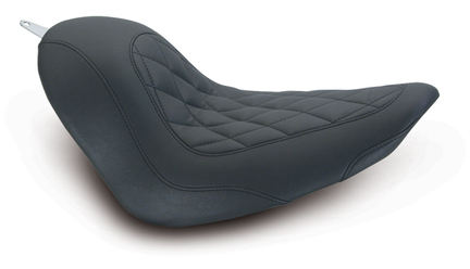 Tripper™ Solo Seat, Diamond Stitched, Black