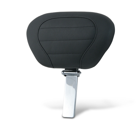 Super Touring Deluxe Driver Backrest, Deluxe, Black