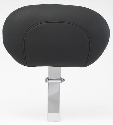 Super Touring Driver Backrest for Harley-Davidson Electra Glide Standard, Road Glide, Road King & Street Glide 2008-