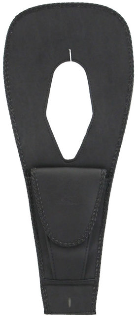 Tank Bib, Original with Pouch, Black